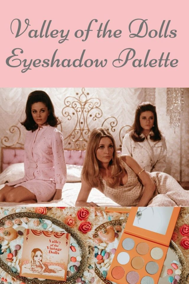 Valley of the dolls, valley of the dolls makeup, vintage doll cosmetics,sharon Tate, Jennifer north, Sharon Tate makeup, valley of the dolls eye makeup, 1960s makeup, 1960s eyeshadow