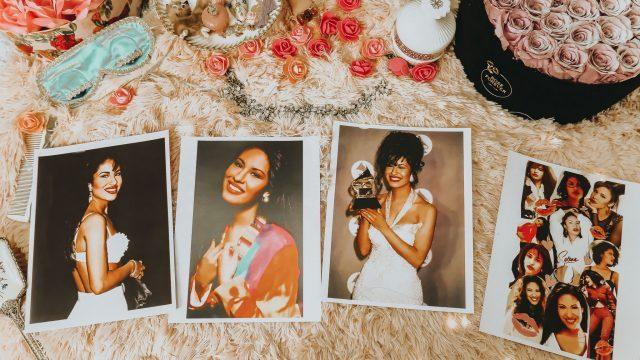 Selena Quintanilla's favorite beauty products, Selena Quintanilla, Selena Quintanilla Mac cosmetics collection, Selena Quintanilla Mac Cosmetics review