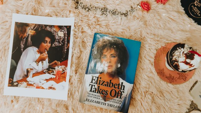 ELIZABETTH TAYLOR'S diet, Elizabeth takes off, Elizabeth taylor, old hollywood diets, vintage diet