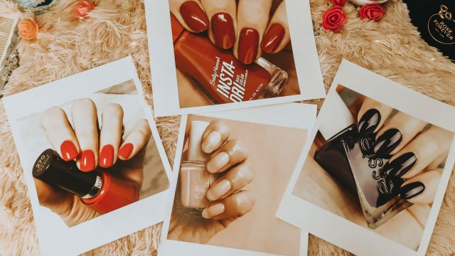 The worlds best selling nail polish shades, popular nail polish shades, vintage nail polish shades you can still buy today, vintage revlon nail polish