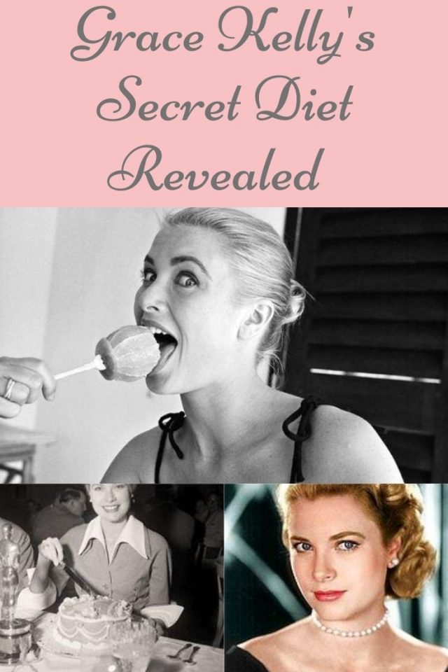 Grace kellys diet, Grace kelly, grace kellys favorite foods, old hollywood diet