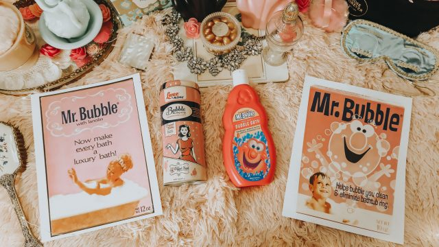 Vintage bubble baths you can still buy today, Vintage Bath products, vintage calgon, vintage beauty products, Vintage beauty products you can still buy today
