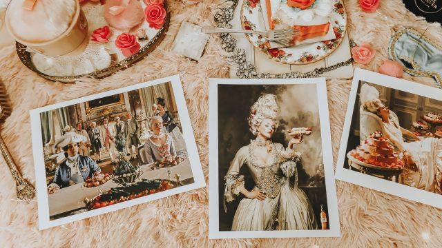 Marie Antoinette's secret diet uncovered, Marie Antoinette's favorite food, The Marie Antoinette Diet,