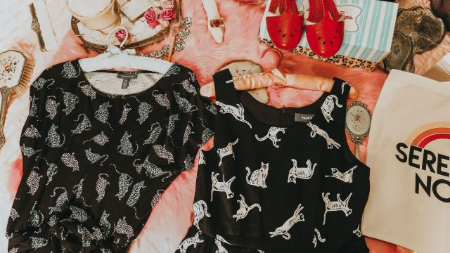Modcloth Haul, Vintage inspired Fashion Haul, Fall Modcloth haul, 2020 modcloth haul