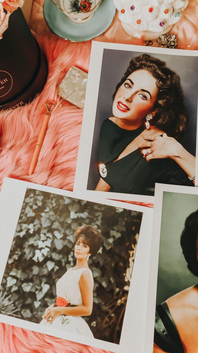 Elizabeth Taylor's last interview, Elizabeth Taylor Bio, Elizabeth taylor interview with kim Kardashian