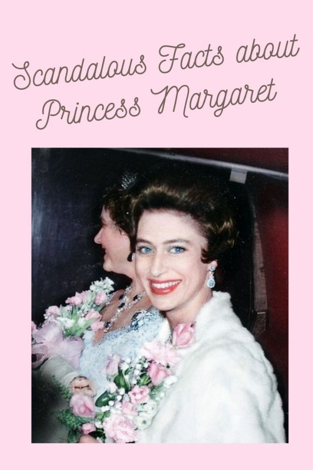 Scandalous Facts About Princess Margaret, The Royal Rebel, Princess Margaret Facts, Princess Margaret Beauty routine, Princess Margaret the royal rebel