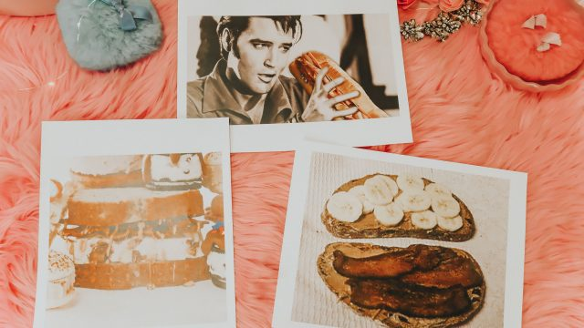 Elvis Presley's Lethal Diet Uncovered, Elvis Diet, Elvis Death, Elvis Presley's favorite food, Elvis Peanut Butter and Banana Sandwich