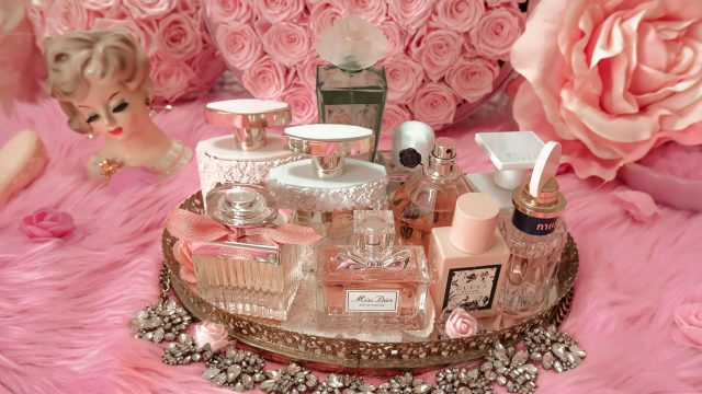 vintage inspired perfumes, vintage perfumes, rose perfumes, feminine perfumes, pretty perfumes