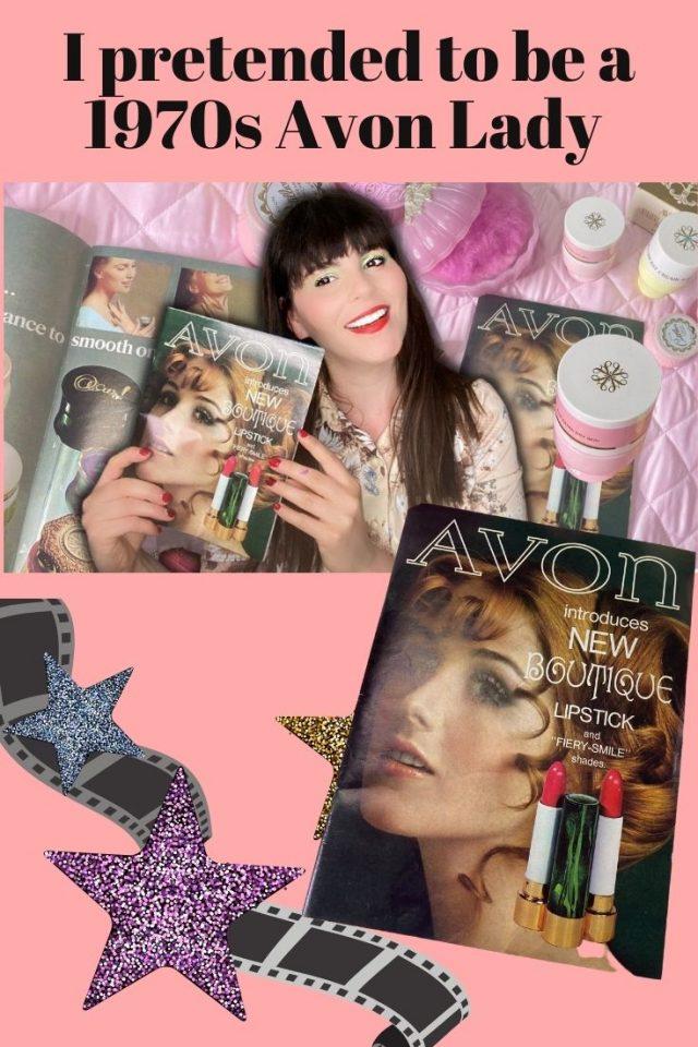 1970s Avon, Vintage Avon, Avon Lady, Avon Calling