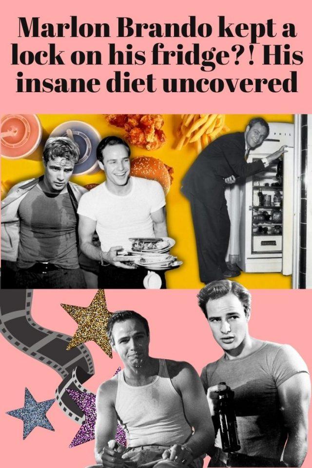 Marlon Brando's Diet, Marlon Brando Scandals