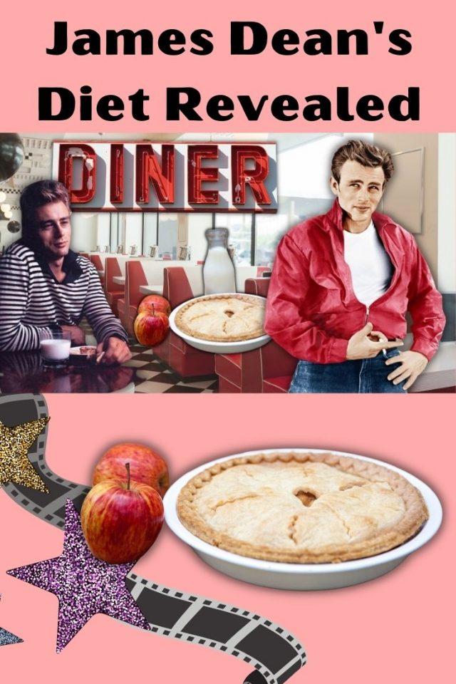 James Dean, James Dean Diet, James Dean bio, james dean last meal