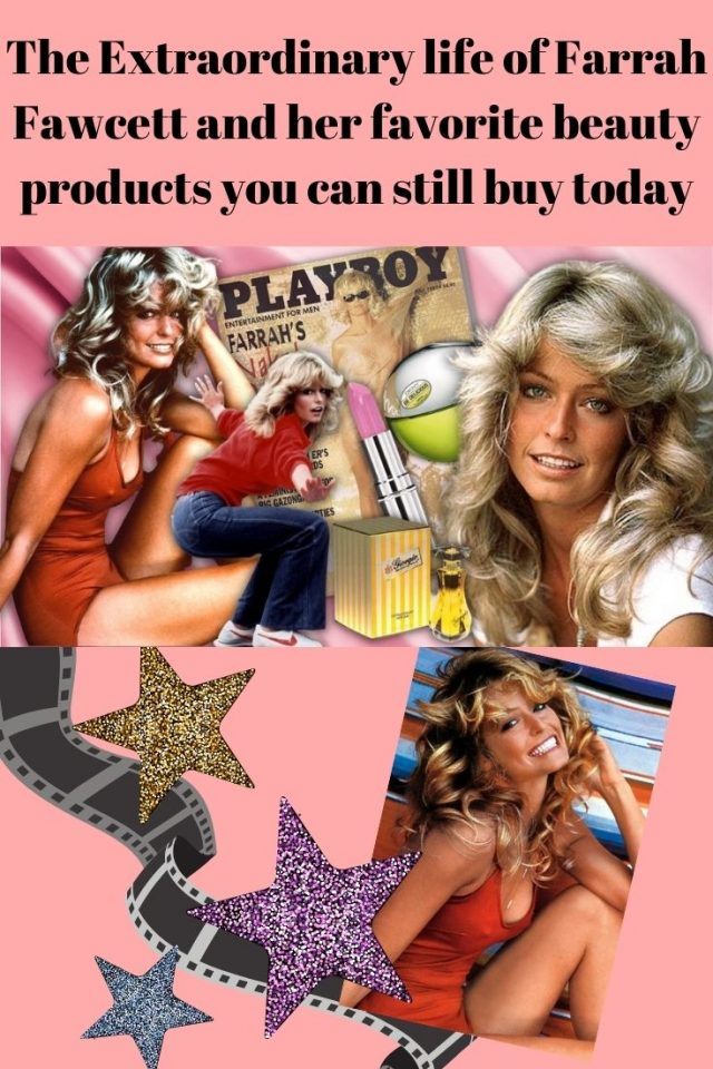 The Extraordinary life of Farrah Fawcett and her favorite beauty products you can still buy today